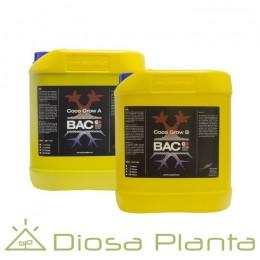 Bac Coco Grow A y B de 5 litros