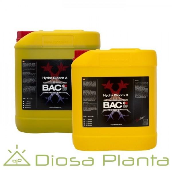 Bac Hydro Bloom A y B de 5 litros