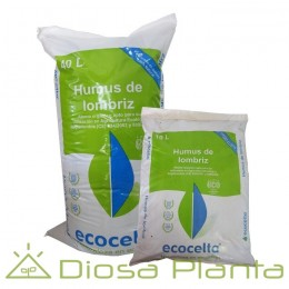 Humus de lombriz Ecocelta