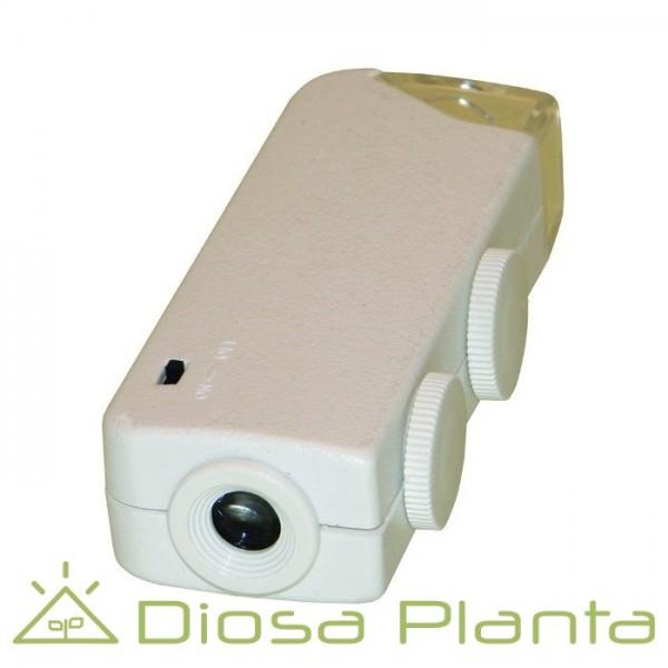 Microscopio led 60-100x