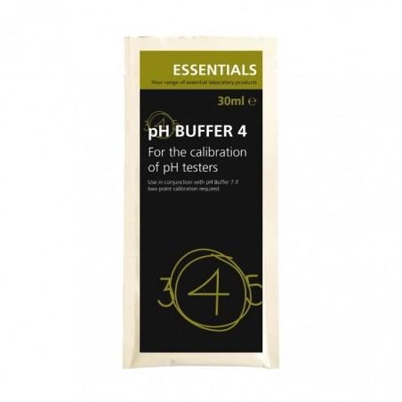 Líquido Calibrado PH 4 (sobre 30 ml)