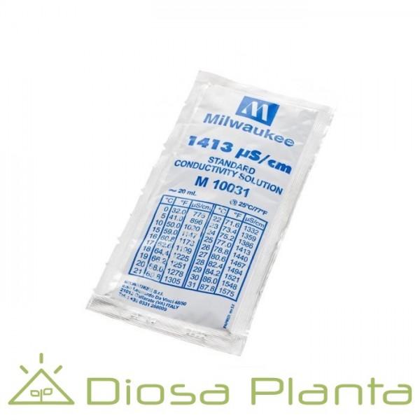 Líquido Calibrado EC 1413 (sobre 20 ml)