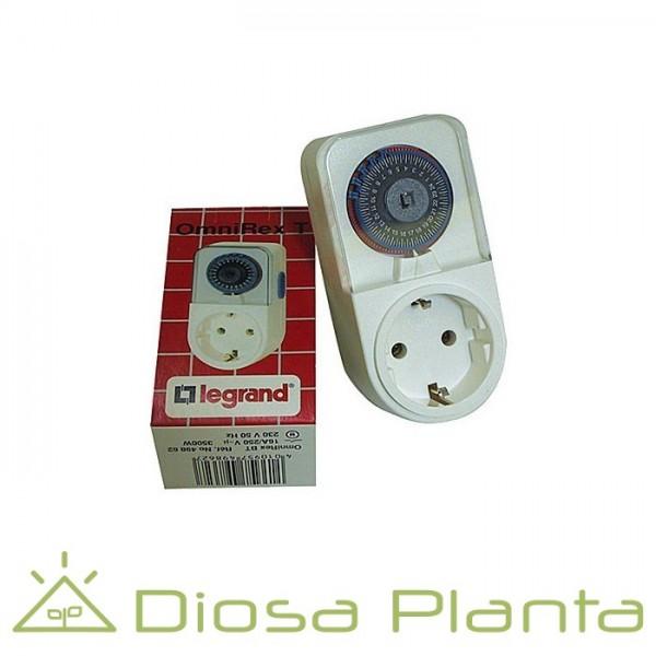 Temporizador analógico Omnirex-T Legrand