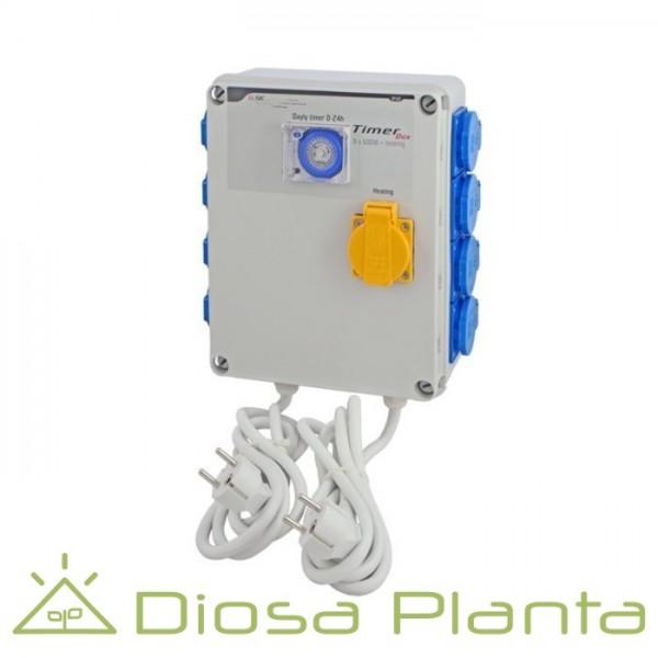GSE Timer Box II 8x600W + calentador