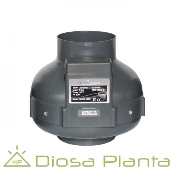 Extractor Prima Klima 125 mm - 420 m3/h
