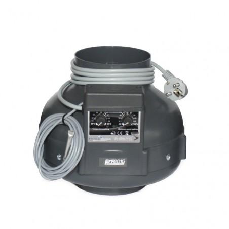 Extractor Prima Klima Controller 125 mm - 400 m3/h
