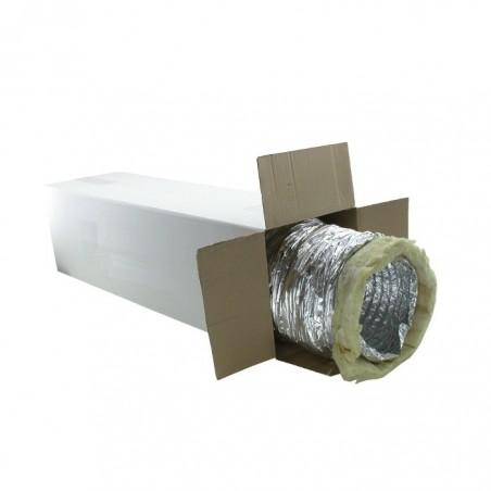 Tubo Extracción insonorizado (varios diámetros y longitudes)