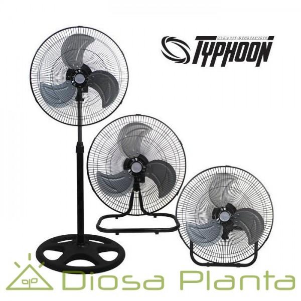 Ventilador industrial 3 en 1 Tyhoon
