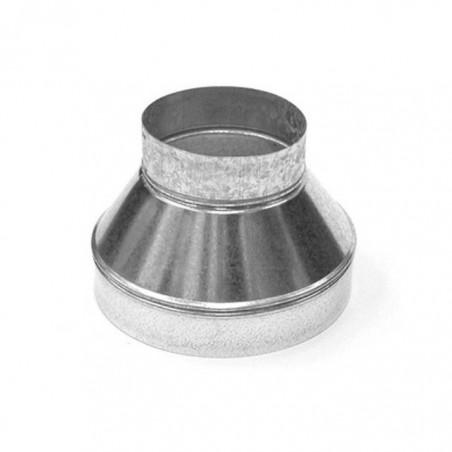 Reductor metálico (varios diámetros)