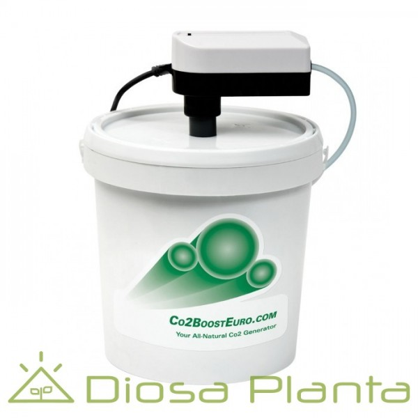 CO2 Boost - CO2 natural para cultivo