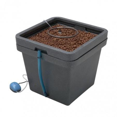 Aquafarm (GHE) - sistema hidropónico