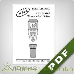 Medidor  PH ADWA AD-11