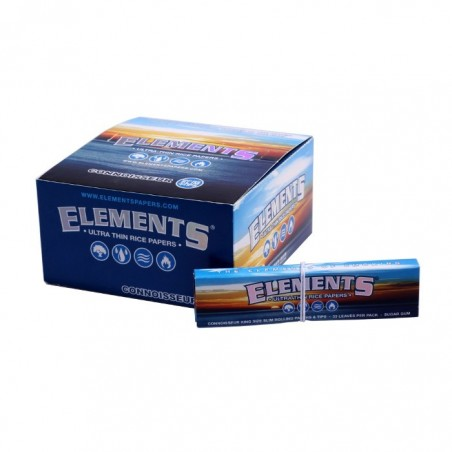 Papel Elements King Size Slim