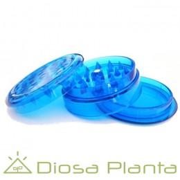 Grinder de plástico acrílico 6 cm