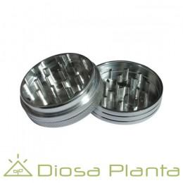 Grinder aluminio magnético 2 piezas 4 cm
